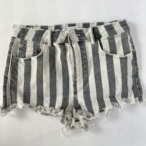 Zara Trafalac Denimwear Shorts
